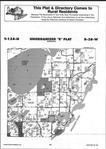 Map Image 073, Crow Wing County 2001 Published by Farm and Home Publishers, LTD